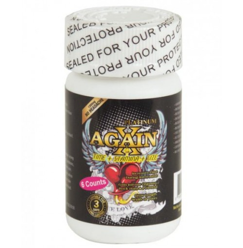 Xagain Supplement (6 pill Bottle)