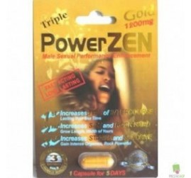 Powerzen Gold - 8 Caps EE010
